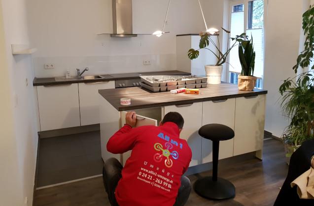 Küchenmontagen Aachen