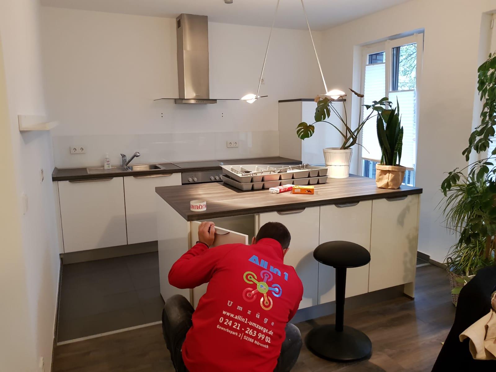 Küchenmontagen Langerwehe